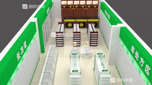 这样去做药店货架布局设计,带来高额销售额?