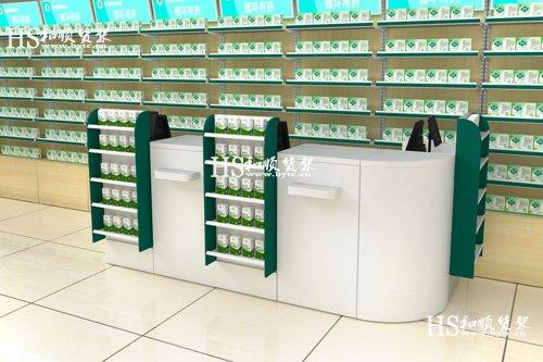 药店柜台分类,药店货架分类