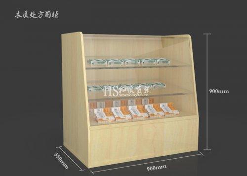 玻璃药柜多少钱,药店货架处方柜价格